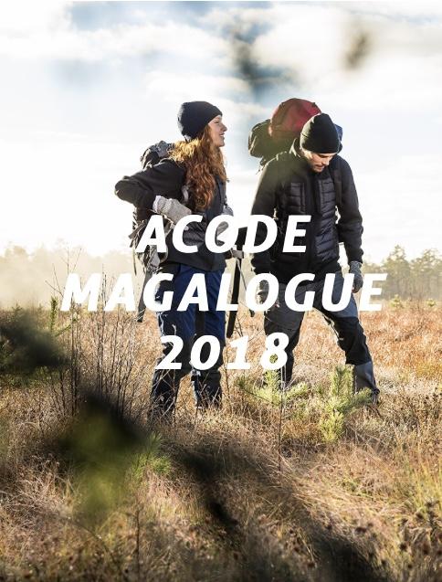 A - CODE MAGALOGUE 2018