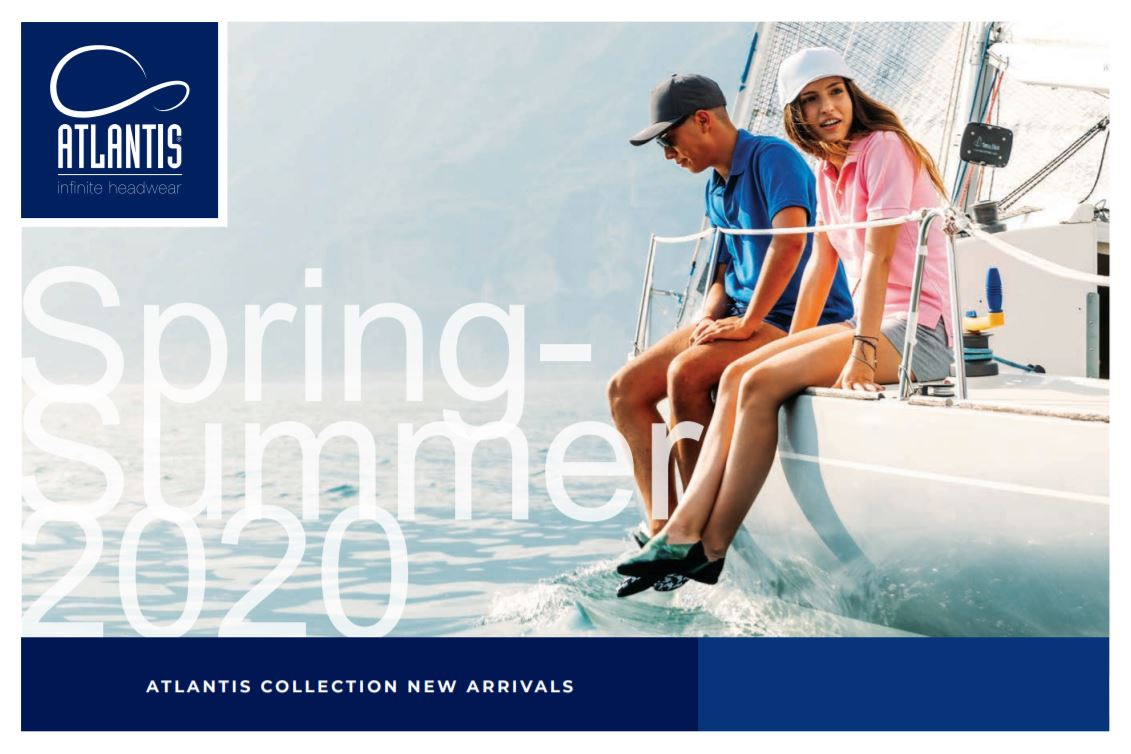 ATLANTIS SPRING SUMMER 2020 LAKKIKUVASTO
