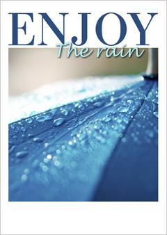 ENJOY 2020 RAIN sateenvarjot ja -takit