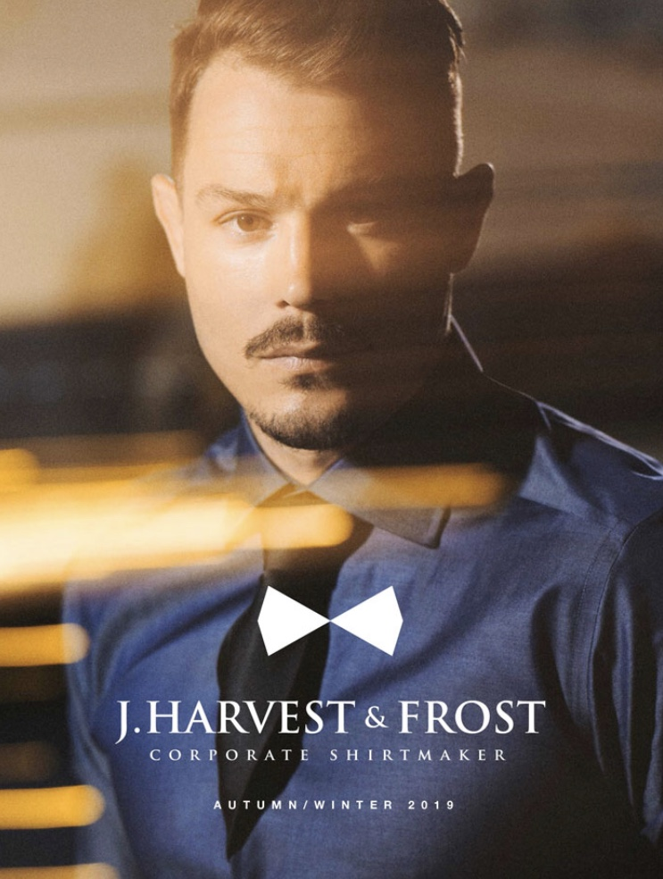 J.Harvest & Frost Kauluspaidat syksy talvi 2019