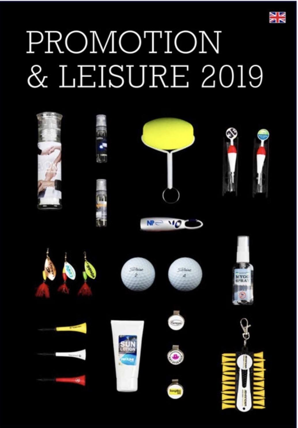 Promotion & Leisure 2019