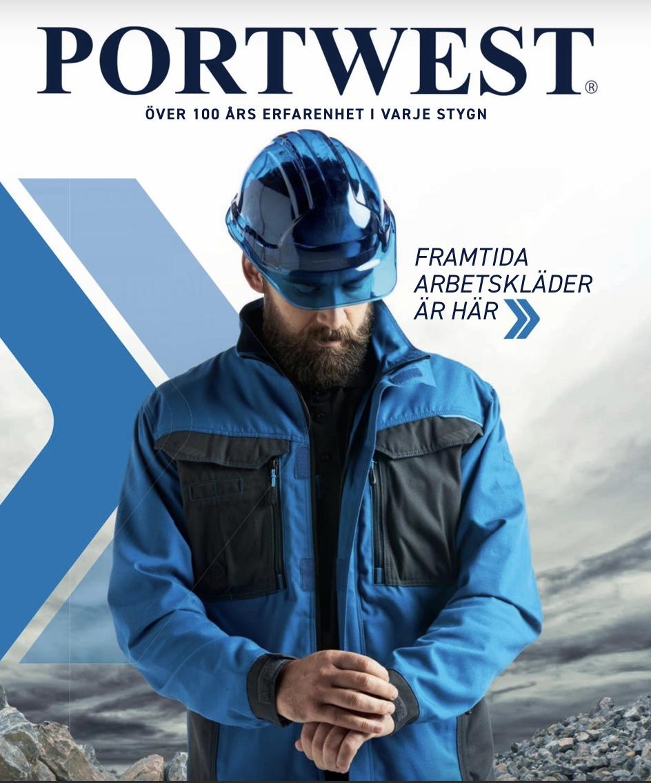 Portwest 2019 - 2020 på svenska