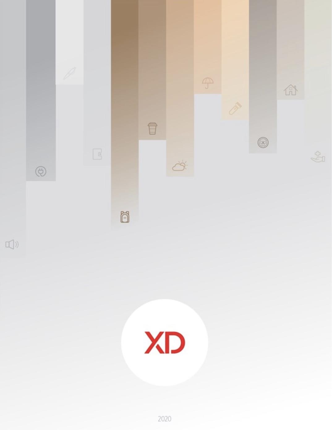 XD PÄÄKUVASTO 2020