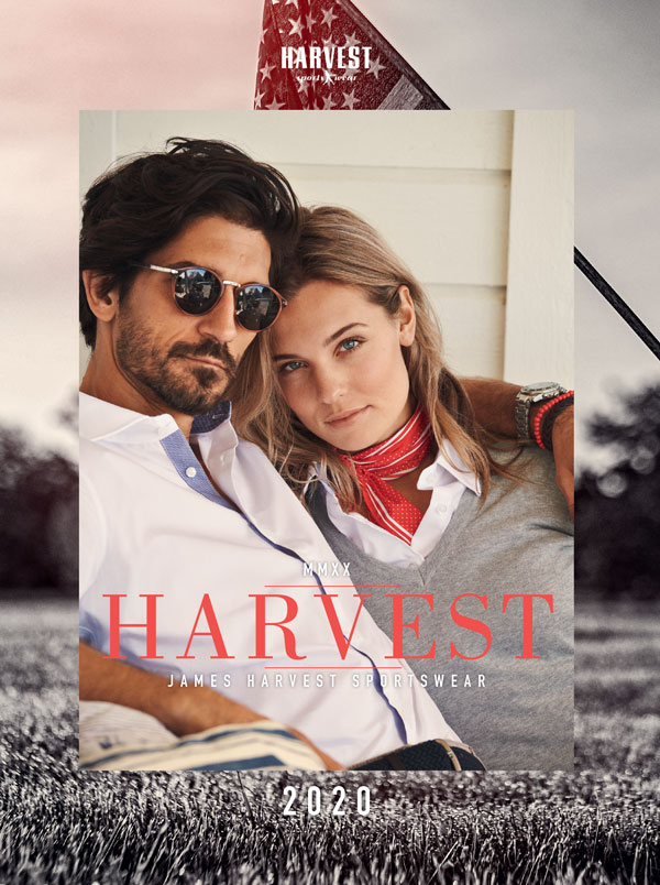 James Harvest Sportswear 2020