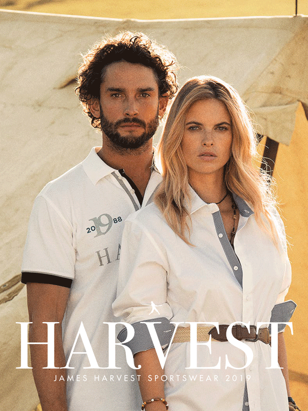 James Harvest Sportswear 2019