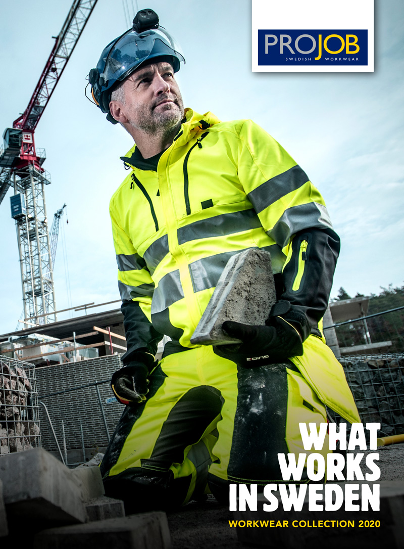 Projob workwear collection 2020